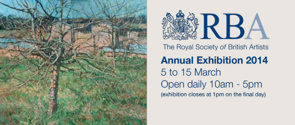 Royal Society of British Artists' Annual Exhibition 2014